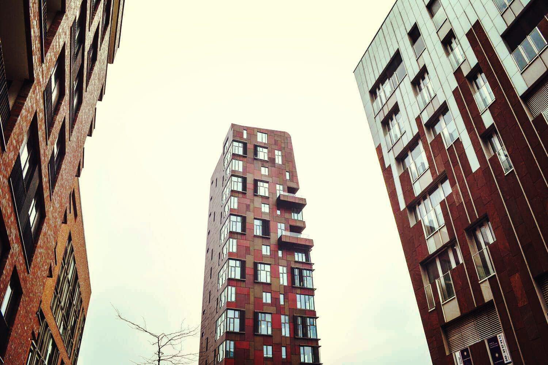 """Район """"Хафен-сити"""" в Гамбурге"""