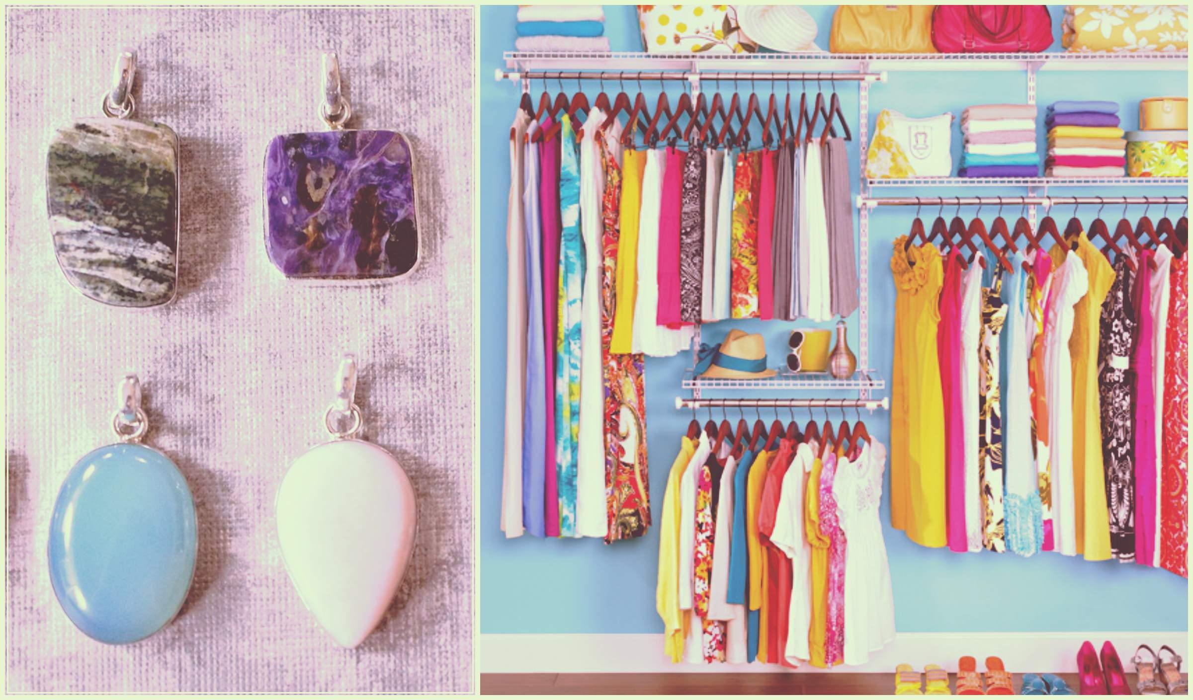 Аксессуары, одежда: систематизировать гардероб