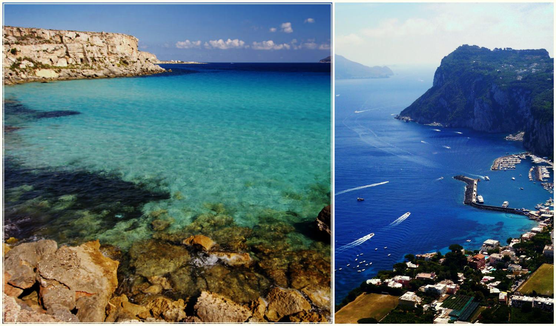 Сицилия. Море. Солнце. Пляж