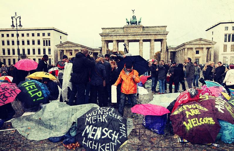 Беженцы. Как переехать жить в Германию?