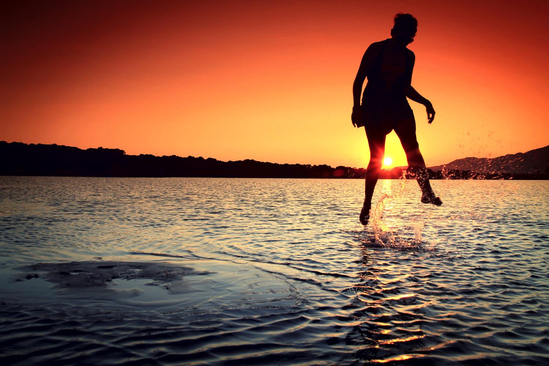 Хождение по воде. Закат