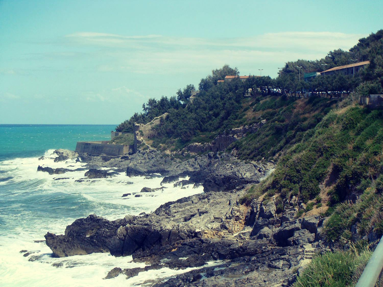 Чефалу. Сицилия. Море. Солнце. Пляж