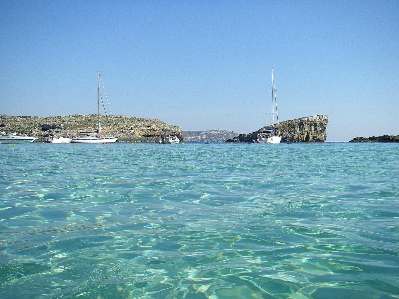 Мальта, средиземное море