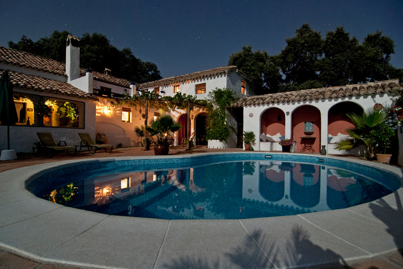 Дом в Португалии. Звезды и вилла.