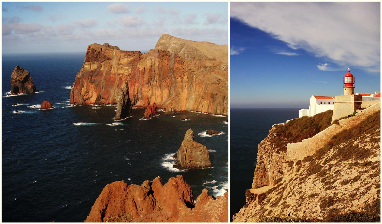 Путешествие по Португалии. Невероятные виды Португалии
