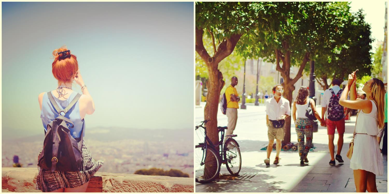 Прогулка по городу. Прогулка по Лиссабону.