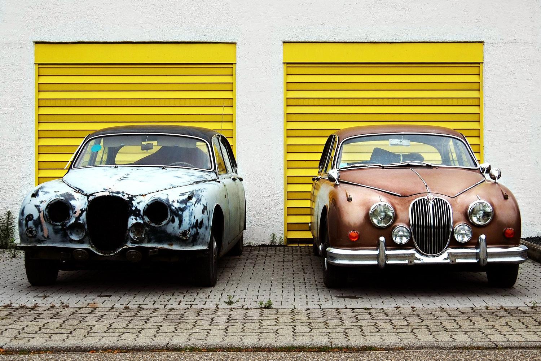 Две машины на выбор. Правильно выбирайте машину