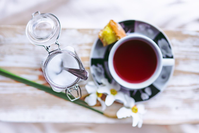 Чай на завтрак. Завтрак. Чай. Тортик. Запеканка