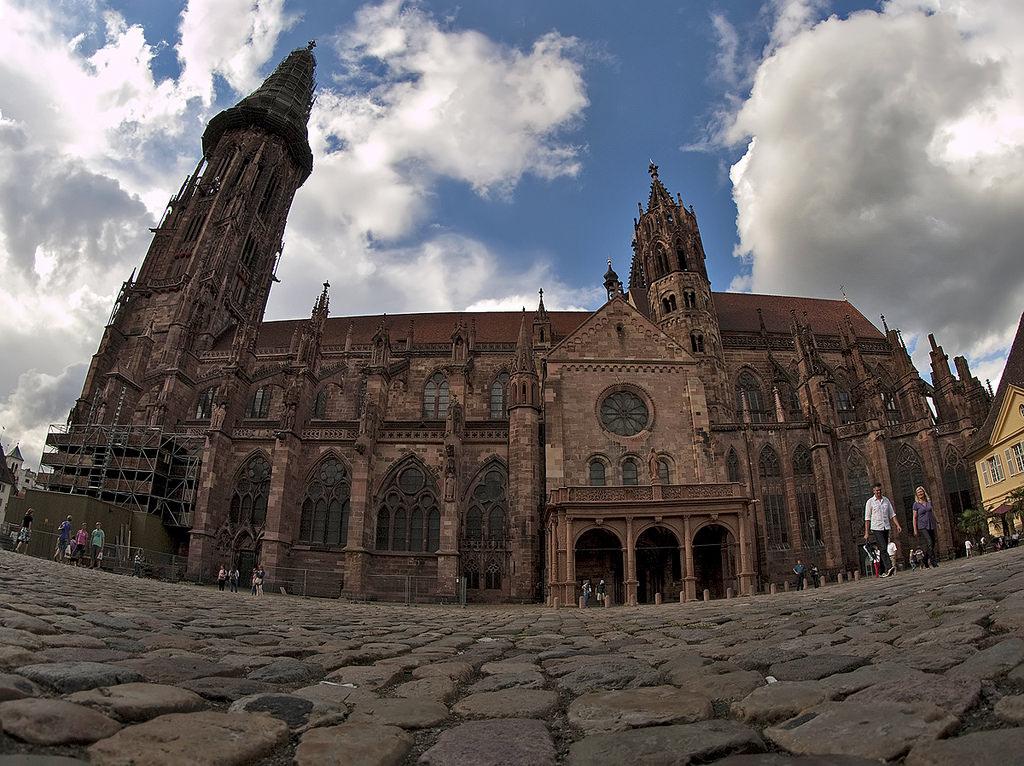 Фрайбург, Германия.